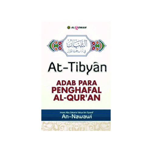 buku at itbyan 1 At Tibyan : Adab Penghafal Quran